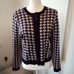 Kim Rogers open front cardigan size L